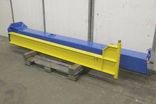 Steel LSX pillar jib crane boom