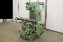 IBERIMEX FU1 milling machine #