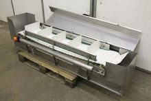 Stainless steel 325 x 2050 mm C