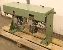 Homag with Perske engine head u