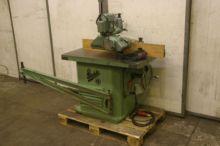 Pershing machine for edge proce