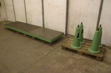Steel Radial Edge Tool 900 mm F