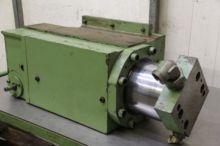 Bauer DF16E36 / 116K geared mot