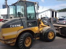 2011 John Deere 244J