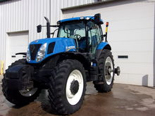 2012 New Holland T7.250 Sidewin