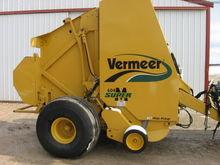 2012 Vermeer 604 super M
