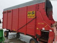 1984 H&S 500