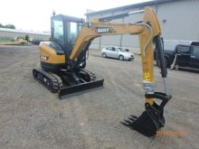 Used Sany Mini Excavators for sale  Sany equipment & more | Machinio