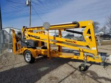 Used Boom Lifts Towable for sale  Genie equipment & more