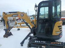 Used Sany Mini Excavators for sale  Sany equipment & more | Machinio