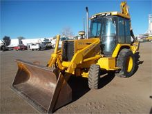 Used DEERE 310D in A