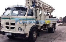 Sebhsa 800 Truck Mounted concre