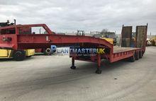 Trail master 3 axle Stepframe T