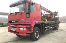 Iveco tracker 4×4 truck fitted