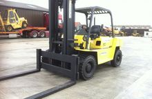 2003 Hyster Yale 80 8 Ton diese