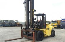 2008 Hyster H10.00XM 10 ton LPG