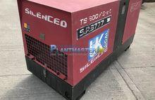 MOSA 600 amp welder 30 kva gene