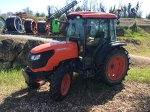 2013 Kubota M8540 DTNQ Vineyard