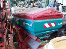 2008 Sulky X36 Fertiliser sprea