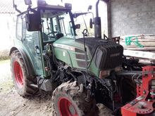 2012 Fendt 209 F Vineyard tract