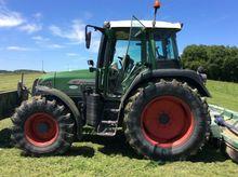 2001 Fendt 410 Farm Tractors