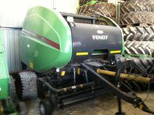 2012 Fendt 5160 V Round baler