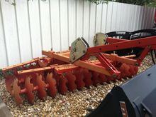 tillage equipment : KVERNELAND