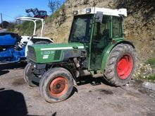 2001 Fendt 280 P Orchard tracto