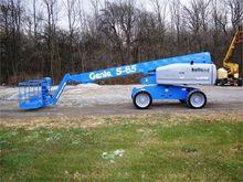 Used 2008 GENIE S65