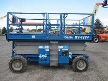 2004 GENIE GS3384RT