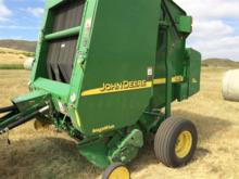 Used John Deere 567