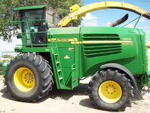 Used 2008 JD 7850 in