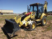 2015 Caterpillar 420FIT Rigid B