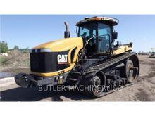 2003 Challenger MT835 Farm Trac