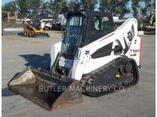 2013 Bobcat T650 Skid Steer Loa