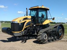 2009 Challenger MT765C Farm Tra