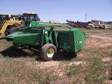 Forage - : DEERE & CO. 1600A 19