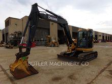 2013 John Deere 85D Track excav