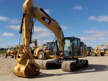 2014 Caterpillar 320E Track exc