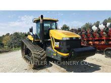 2008 Challenger MT875B Farm Tra