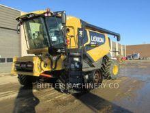 2009 Caterpillar LEX 595R Combi