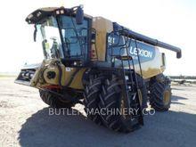 2008 Caterpillar 590R Combine h