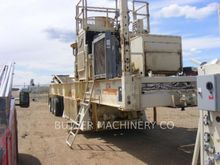2008 Metso NW300HP Fixed crushe