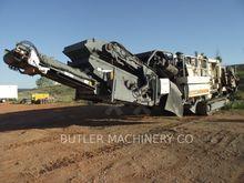 2010 Metso LT1213S Fixed crushe
