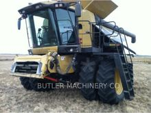 2008 Caterpillar LEX 580R Combi