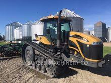 2012 Challenger MT765C Farm Tra