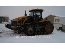 2012 Challenger MT835C Farm Tra
