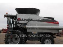 2012 Gleaner S77 Combine harves