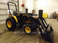 2010 Yanmar EX3200 Farm Tractor