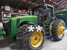 2015 John Deere 8370R Farm Trac